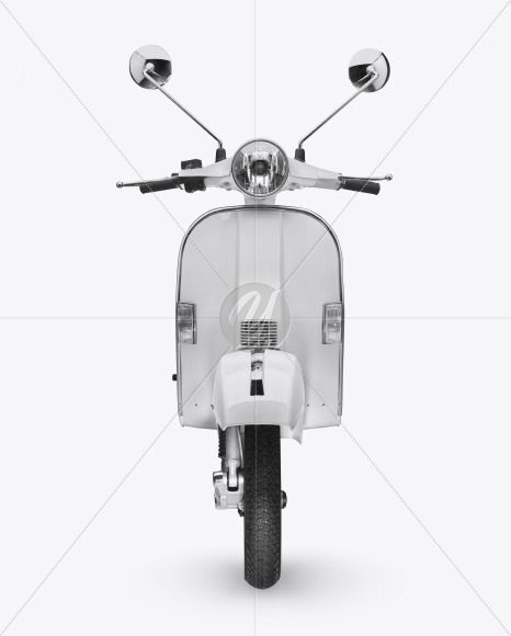 Scooter Mockup - Yellowimages Mockups